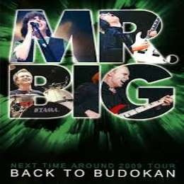 Mr Big Back To Budokan Dvd X 2 Nuevo