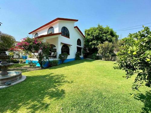 Imagen 1 de 30 de Vendo Casa En Fraccionamiento, Amplio Jardín, Oaxtepec, Enfr