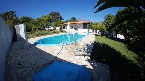 Imagem 1 de 17 de Chácara Com 1 Dormitório À Venda, 1200 M² Por R$ 450.000,00 - Resende - Monte Mor/sp - Ch0005