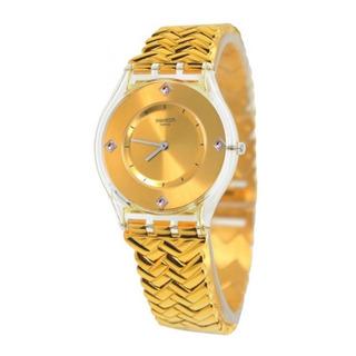 Mercado Reloj Golden Swatch Libre Perú En 9I2EDH