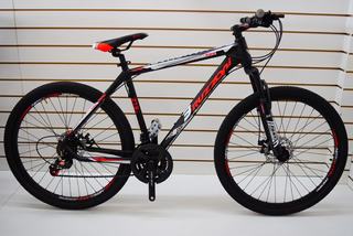 Bicicleta Rodado 27.5 Bruzzoni 21 Veloc Frenos A Disco