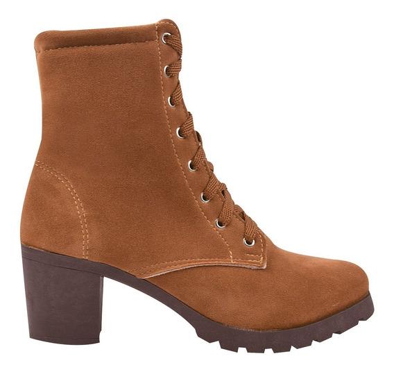 Bota Coturno Sapato Feminino Chiquiteira Chiqui/4054