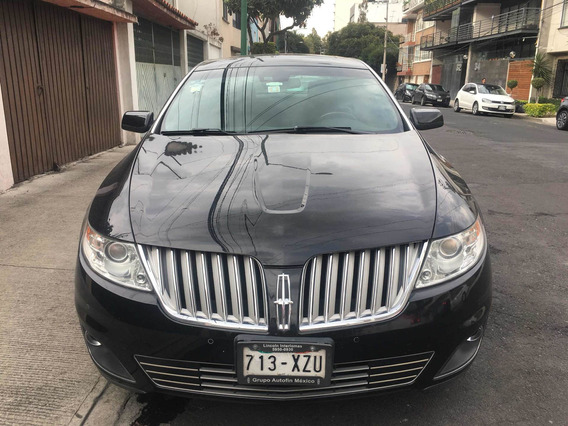 Lincoln Mks V6 Ecoboost At 2012 $198500 Socio Anca