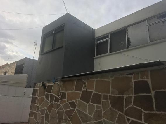 Cobr0044 Renta Casa Oficinas Silenciosas, Satelite, Naucalpa