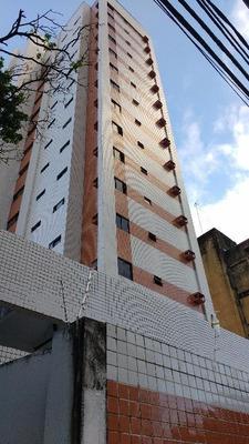 Apartamento Em Torre, Recife/pe De 53m² 2 Quartos À Venda Por R$ 330.000,00 - Ap171880