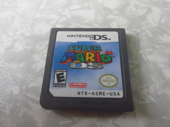 Nintendo Ds - Super Mario 64 - Original Americano