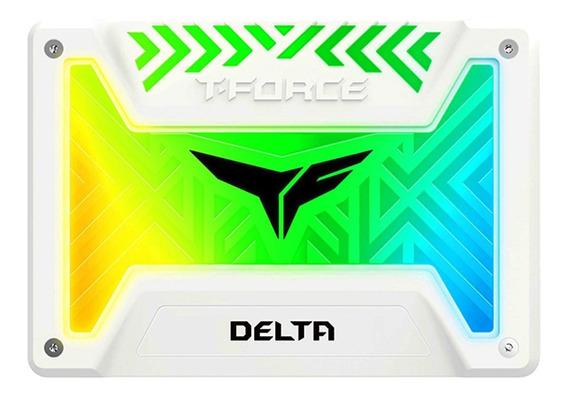 Ssd 250gb Disco Duro Estado Solido Teamgroup T-force Delta Rgb 2.5