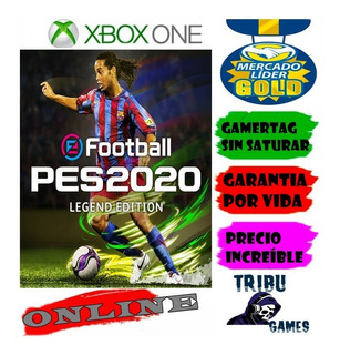 Pes 2020 Pro Evolution Soccer Legend Xbox One Online