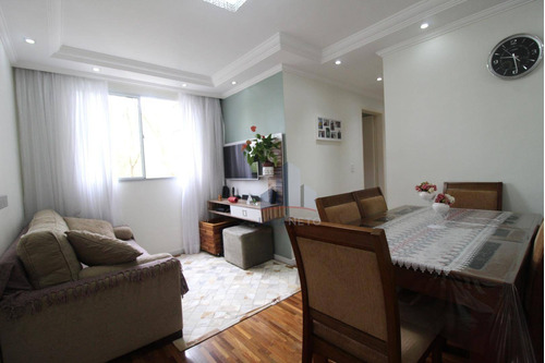 Imagem 1 de 15 de Apartamento Com 2 Dormitórios À Venda, 48 M² Por R$ 225.000,00 - Parque São Vicente - Mauá/sp - Ap1196