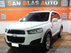 Chevrolet Captiva 2014 Ls 7 Asientos 2.4 5p Aa San Blas Auto