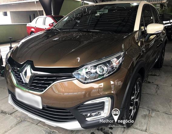 Renault Captur Intense 1.6 Flex Aut. 2018 Marrom