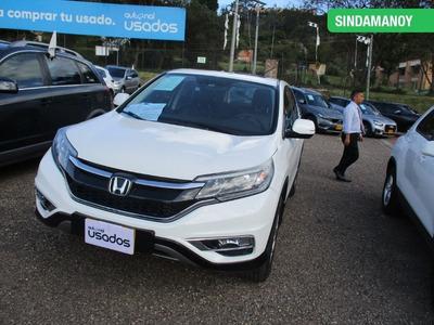 Honda New Crv Exl 2.4 4x4 Aut 5p 2015 Uts323