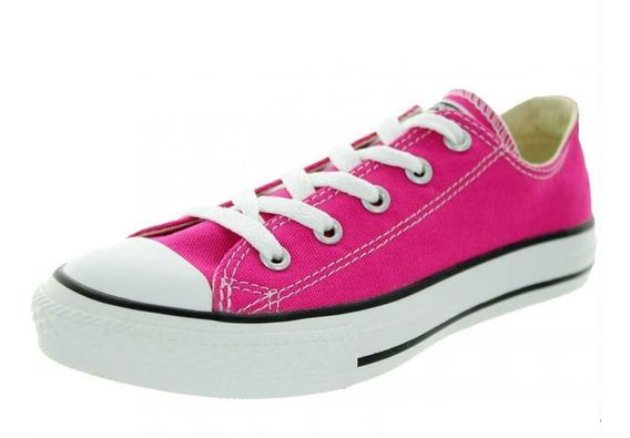 Zapatillas Mujer Converse All Star Ox Cosmos Pink