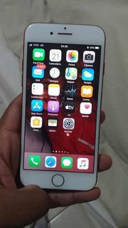 Celular iPhone 7 Red De 128 Gb