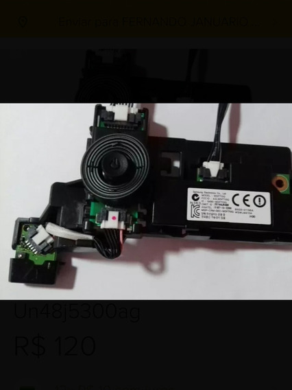 Botao Power Tv Samsung 48 Un48j5300ag
