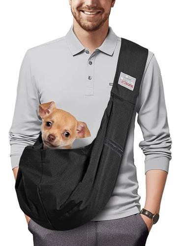 Adjustable Dog Cat Pet Sling Carrier Bag Front Pack Ea...