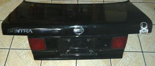 Tapa De Baul Nissan Sentra B13