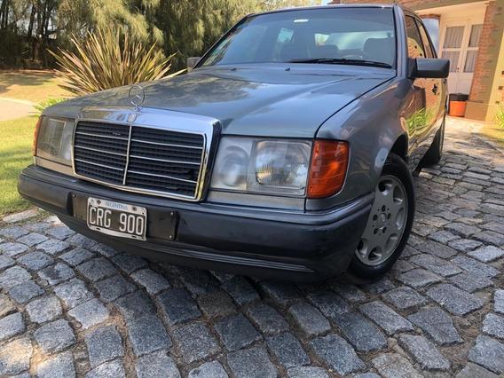 Mercedes-benz 220 4 Puertas Caja Autom