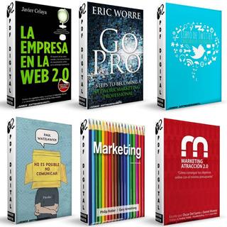 Marketing Digital Mercadeo Coleccion 30 - Digital
