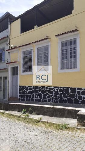 Imagem 1 de 30 de Casa Padrão À Venda Em Rio De Janeiro/rj - 489