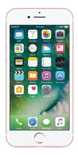 iPhone 7 Plus 128gb Usado Seminovo Ouro Rosa Excelente