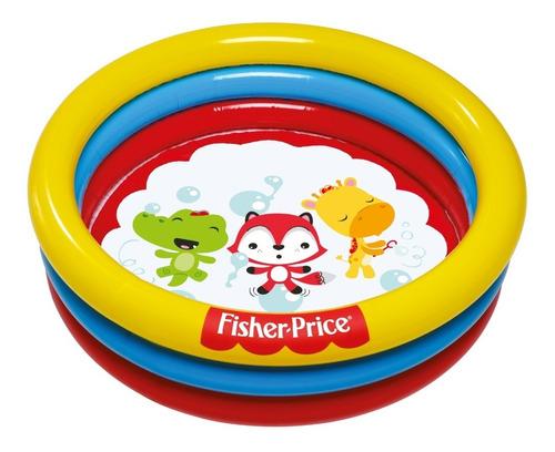 Piscina Fisher Price 88l X2unidades