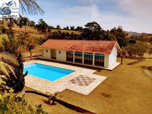 Imagem 1 de 15 de Sítio Para Venda Em Pedra Bela, Zona Rural, 4 Dormitórios, 2 Vagas - 1168_2-1186028
