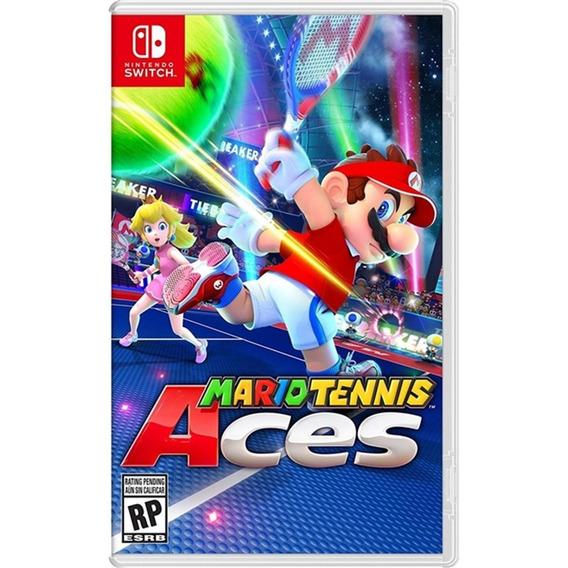 Mario Tennis Aces - Switch Lacrado