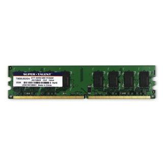 Super Talent Ddr2-800 2gb 128x8 Memoria T800ub2gv
