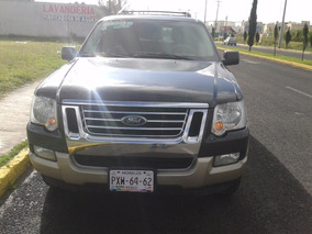 Ford Explorer 4x2 4dr Eb 2007 ¡¡urge!!