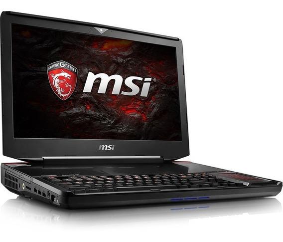 Notebook Gamer Msi Gt83vr Titan Sli-212 Avtms