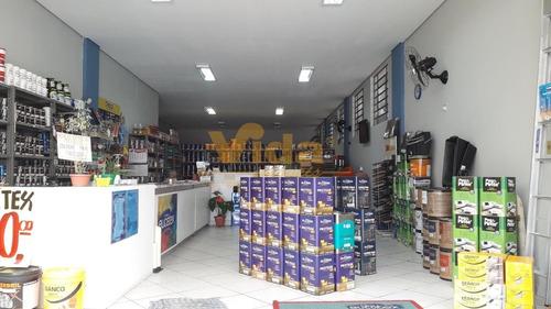 Salão Comercial Em Km 18  -  Osasco - 44719