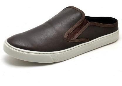 Mule Masculino Sapato Estiloso Confortável Tendencia Verão
