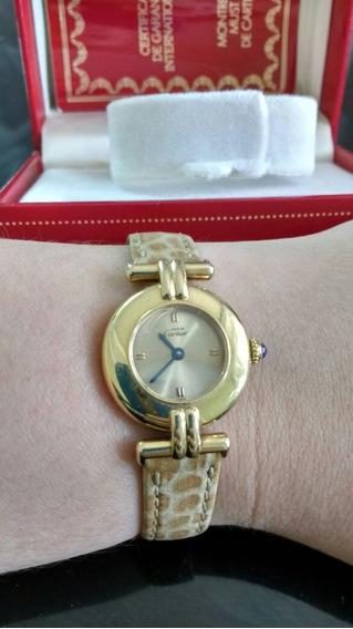 Relógio Cartier Feminino