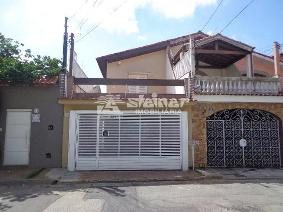 Aluguel Sobrado 2 Dormitórios Jardim Santa Mena Guarulhos R$ 2.500,00 - 35740a