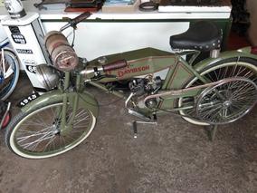 Bicimoto Tipo Harley Davidson