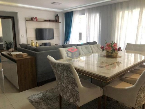 Apartamento À Venda, 3 Quartos, 3 Suítes, 4 Vagas, Santa Paula - São Caetano Do Sul/sp - 98368