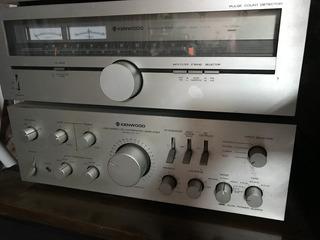 Amplificador Y Sintonizador Kenwood Ka-701 Y Ka-701-japan