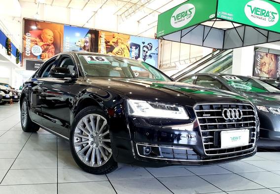 Audi A8 2016 Teto Solar Quattro