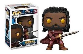 Funko Pop! Heimdall #245 Thor Ragnarok Original En Stock