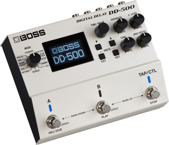 Pedal Delay Boss Dd-500 | Strymon Time Line Eventide