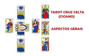 Vidência Tarot Cruz Celta (aspectos Gerais) + Brinde