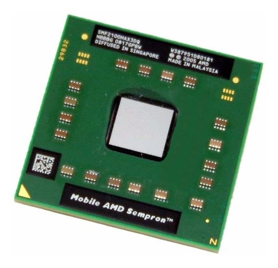 Amd Sempron 2100 1ghz Soquete S1 256kb Smf2100hax3dq