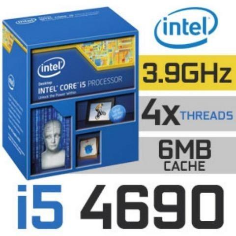 Processador Intel Core I5 4690 3.9ghz Socket 1150 4º Gerção