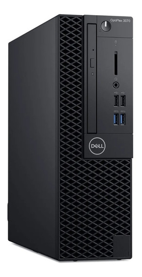 Cpu Dell Optiplex 3060m - I3-8100 - 8gb - 500gb - Mostruário