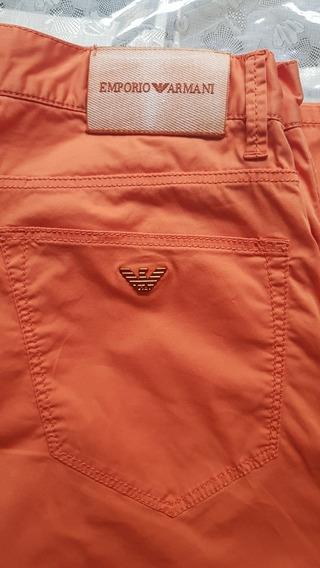 Pantalon De Hombre Talle 34 Armani