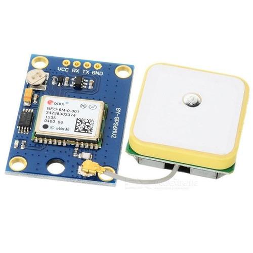 Módulo Gps Ublox Gy-gps6mv2 Gy-neo6mv2  Arduino Drone