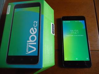 Telefone Celular Lenovo Vibe C2 (leia O Anuncio )
