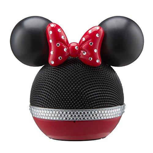 Altavoz Parlante Portátil Minnie Mouse Bluetooth Inalámbrico