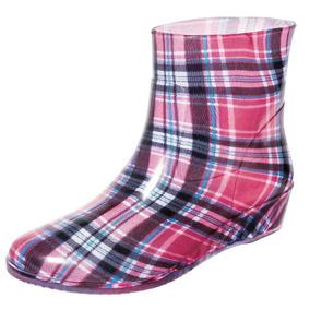 Zapato Lluvia Mujer Settia 79689 Oi18 Env Inmediato!!